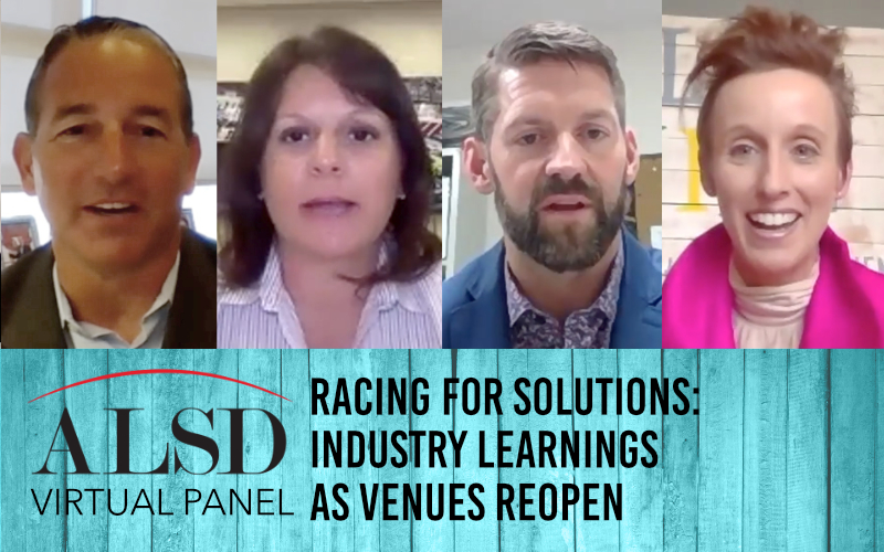Racing for Solutions: Industry Learnings as Venues Reopen