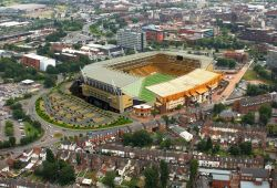 computer generated aerial image of the planned new development for Molineux stadium.JPG
